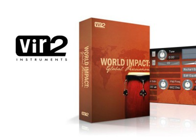 Vir2 World Impact: Global Percussion