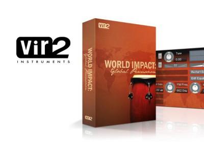 Vir2 World Impact: Global Percussion