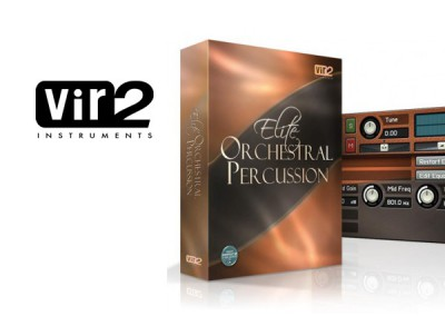 Vir2 Elite Orchestral Percussion