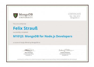 M101JS: MongoDB for Node.js Developers