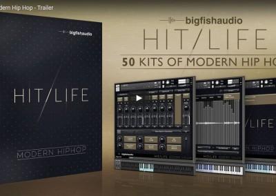 Bigfish Audio KLI 3.0 / Hit Life: Modern Hip Hop